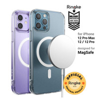 Case iPhone 12 Pro Max 12 Pro RINGKE Fusion Magnetic MagSafe Casing - Matte clear, 12 Pro Max
