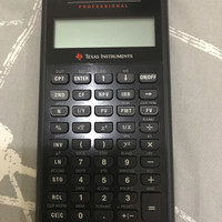 Calculator Texas BA II Plus (Professional)