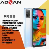 Advan GX 6.8 6GB 64GB QuadCam [Tiger T618] Android11 Garansi Resmi