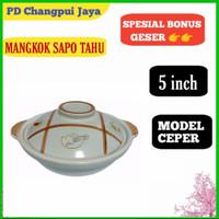 Panci claypot sapo keramik masak obat 5 inch claypot bowl tanah liat