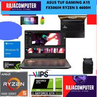 ASUS TUF GAMING A15 FX506IH RYZEN 5 4600H 16GB 512GB GTX1650 4GB W10