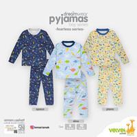 VELVET JUNIOR Piyama Anak Laki-laki - Baju Tidur Anak 8 - 9 Tahun