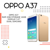 OPPO A37 2/16 GB