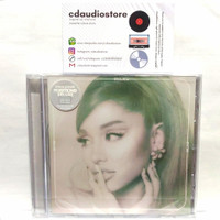 CD ARIANA GRANDE - POSITIONS DELUXE US IMPORT