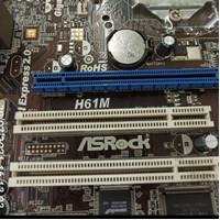 mainboard ASROCK H61M LGA 1155