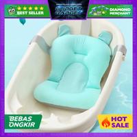 BABYINNER Bantalan Bath Tub Bayi Baby Shower Seat Support Mat - BC-201