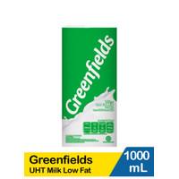 GREENFIELDS SUSU UHT LOW FAT MILK 1 L GREEN FIELD