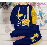 Baju Setelan Anak Laki Laki Baju Setelan Sweater Anak Laki Laki 1-6thn