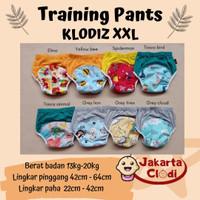 Training Pants Baby Reusable Toilet Training Klodiz XXL