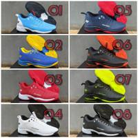 Badminton Sepatu Pria Dewasa Yonex Sepatu Bulutangkis Pria - 08 Black white, 39
