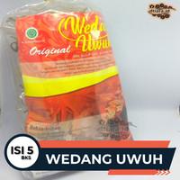 Wedang Uwuh Original 1 Paket Isi 5 Bungkus Siap Seduh Dengan Bahan