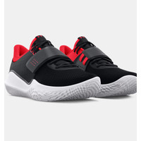 UNDER ARMOUR Flow FUTR X Basketball Shoes - Black / Red