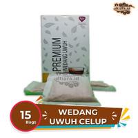 Wedang Uwuh Instan Celup Premium 1 box isi 15 bags