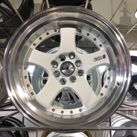 Velg mobil racing ring 17 inch Rep. SSR Celong Belang H8 Avanza, Jazz