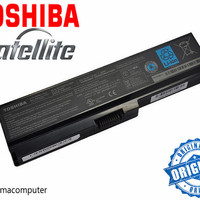 Original Baterai Laptop Toshiba Satellite L630 - L635 - L640S Series