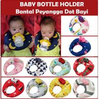 BANTAL PENYANGGA DOT BAYI Baby Bottle Holder BANTAL DOT, BANTAL SUSU