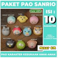 pao karakter lucu - Sanrio