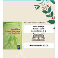 Buku Pelajaran PJOK kelas 9