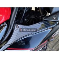 Stiker Timbul Protector Pad Upper Cowling Fairing Ninja 250 Mono SL