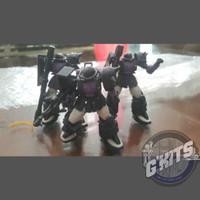 Assault Kingdom Black Tri Stars Mobile Suit Gundam