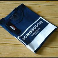 Kaos Bomboogie T-shirt Trend 3pcs 100k