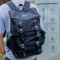 Urban Factor Savage Tas Ransel Pria Backpack Laptop unisex