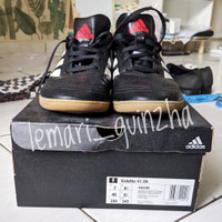 Sepatu Futsal - Adidas Goletto IV IN AQ4289 ORI (Cambodia)
