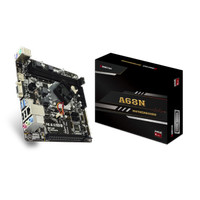 MAINBOARD GAMING BIOSTAR A68N-5600E + PROCESSOR AMD PRO A4-3350B
