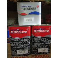 Clear Autoglow 2010 1 lt set + thinner