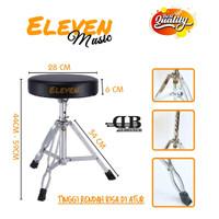 bangku drum kursi drum drum throne Db Percusion DTR 416 original