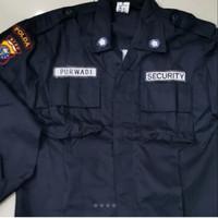 Baju PDL Security/Satpam