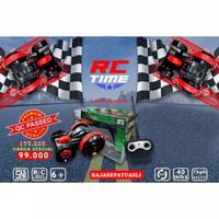 Ardiles Mobil Mainan Anak RemoteControl RC FLIP STUNT Car TANPA BATERE