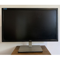 Gaming Office Monitor LED AOC I2476VWM 24inch 2nd Kondisi Bagus OK