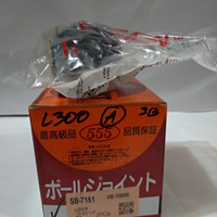 Ball Joint Atas L300/KUDA Merk 555