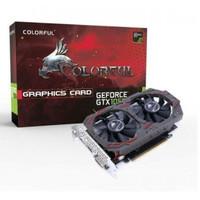 VGA COLORFUL GTX 1050 TI 4G-V 4GB DDR5