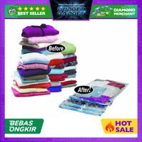 Vacuum Packing Baju Compression Bags Clothes 1 PCS
