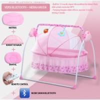 Ayunan bayi elektrik / ayunan bayi multifungsi/otomatis Bouncer Swing
