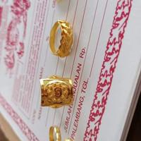 cincin emas asli 24k