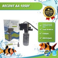 Internal Filter Mini Aquarium Aquascape Akuarium RECENT AA 1050 F