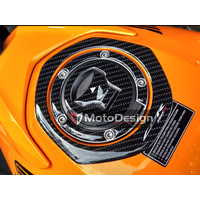 Stiker Timbul Carbon Protector Fuel Pad Tutup Tangki CBR 150 R CBR150R