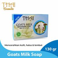 THAI Goats Milk Soap 130gr - Sabun Kambing