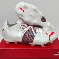 Sepatu Bola Puma Future Z White Red Fg