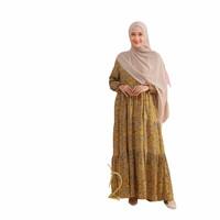 Gamis syari ayana dress Naisha baju muslim wanita bagus murah