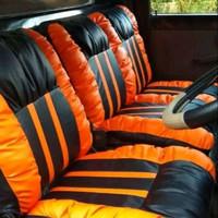 Sarung jok model sofa mobil pick up SS futura new carry grand max L300