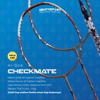 CHECKMATE Raket Badminton Original