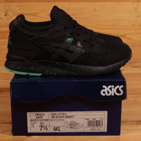 Sepatu Asics Gel lyte V Borealis Jaminan Kualitas Store Guarantee - Biru Muda, 40