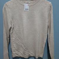 baju sweater rajut wanita lengan panjang