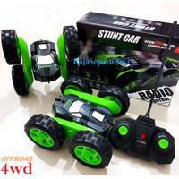 FLIP STUNT CAR Ardiles Ori Mobil RC RADIO CONTROL dijual tanpa baterai