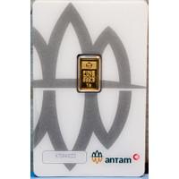 Emas Antam Logam Mulia Gold Certieye 999.9/1 Gram