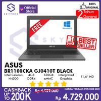 LAPTOP ASUS BR1100CKA GJ0410T N4500 4GB 128GB eMMC WINDOWS 10 BR1100